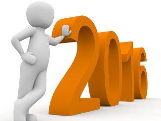 2016 Jahresrückblick