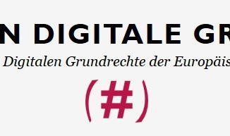 Charta der Digitalen Grundrechte der Europäischen Union