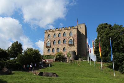 Das Hambacher Schloss Michael Lorenz