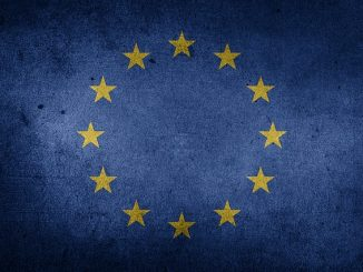 EU Flagge Etereuti
