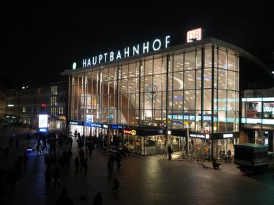 FotoHiero Köln Hbf
