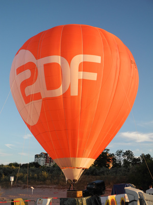 Heike ZDF Ballon