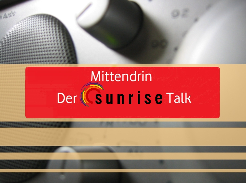 Mittendrin - Der Sunrise Talk 2014
