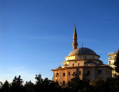 Rainer Sturm Moschee