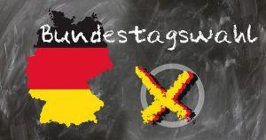 stux Bundestagswahl